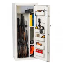 Profsafe S1500-Sido - för 8 gevär