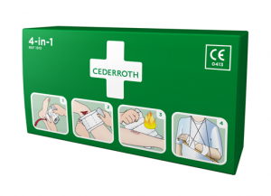 Blodstoppare från Cederroth