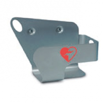 Vägghållare hjärtstartare i metall