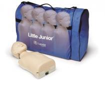 4 st Little Junior med väska