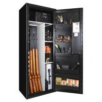Vapenskåp SP88 Black från Scandinavian Safe