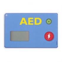AED/Hjärtstartar atrapp till miniAnne