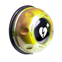 Rotaid Solid Plus - Inom/utomhus med larm, gul
