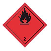 Dekal brandfarliga vätskor