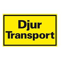 Dekal Djurtransport 500*300mm