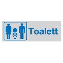 Toalett -Unisex