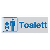 Toalett -Herrtoalett