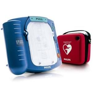 Hjärtstartare HS1 från Philips