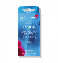 Profil kondomer (500 pack)