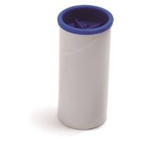 Mynstycke med backventil för spirometri