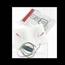 Extra elektroder VUXEN till FR2 hjärtstartare