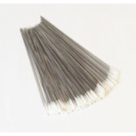 Öronpinne stål m 2mm bomull 0,9-150mm Microclean pinne