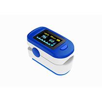 Pulsoximeter Trygg-Blå