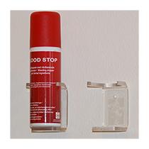 Hållare till 40 ml ögonsköljspray