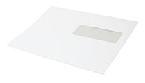 Kuvert m fönster 500 st -C5,H2-Fukthäftande