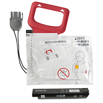 Laddpaket Lifepak CR plus