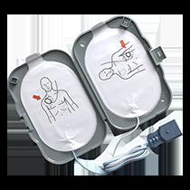 Extra elektroder FRx hjärtstartare