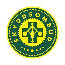 Skyddsombudsmärke, pin