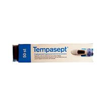 Engångsskydd för vanlig termometer